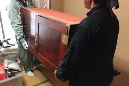 石巻便利屋フォーカスの家具移動