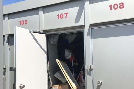 石巻便利屋フォーカスのトランクルーム荷物移動