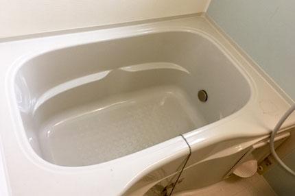 石巻便利屋フォーカスの浴室クリーニング