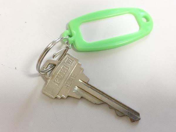石巻便利屋フォーカスの不用品回収事例(アパート退去の不用品回収、片付け作業のためにお預かりしたお部屋の鍵)